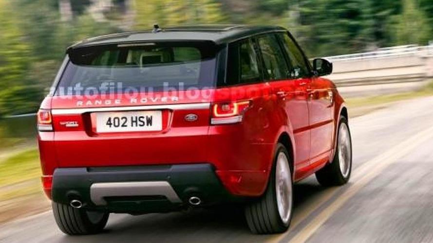 2014 Range Rover Sport leaked again ?