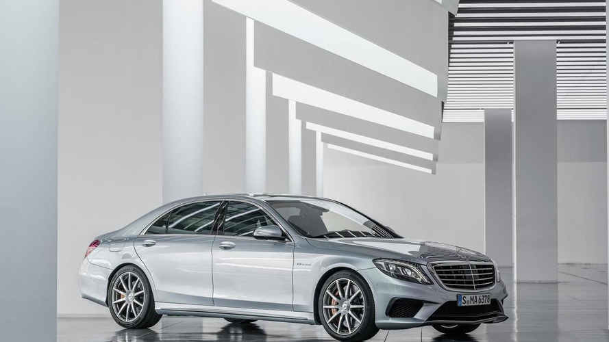 2014 Mercedes-Benz S63 AMG priced from 119,565 GBP