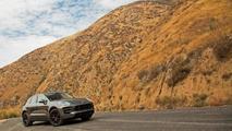 Porsche Macan shown virtually undisguised