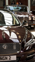 Jaguar XJ LWB Semi-State Limousine 09.7.2013