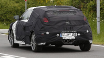 2015 Hyundai Veloster Turbo facelift spy photo