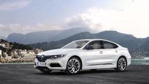2016 Renault Laguna speculatively rendered