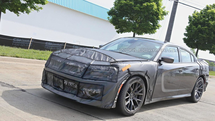 Dodge Charger SRT Hellcat to debut at the Woodward Dream Cruise - report