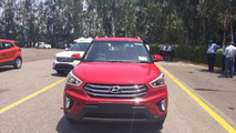 Hyundai Creta spy photo