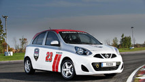 Nissan Micra race car