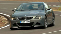 BMW M6 artist impression front view