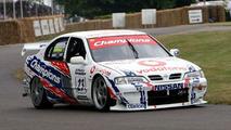 Anthony Reid in BTCC winning 1999 Nissan Primera