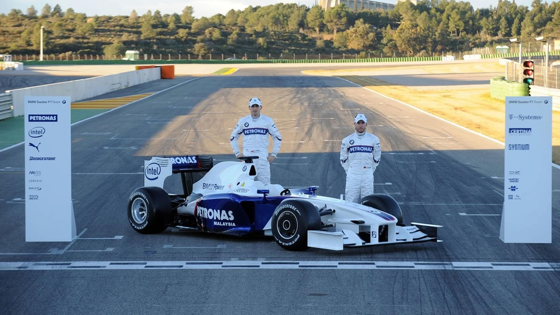 BMW Confirm F1 Exit