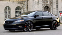 Ford Taurus Police Interceptor Stealth Concept