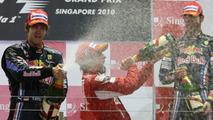 2010 Singapore Grand Prix - RESULTS