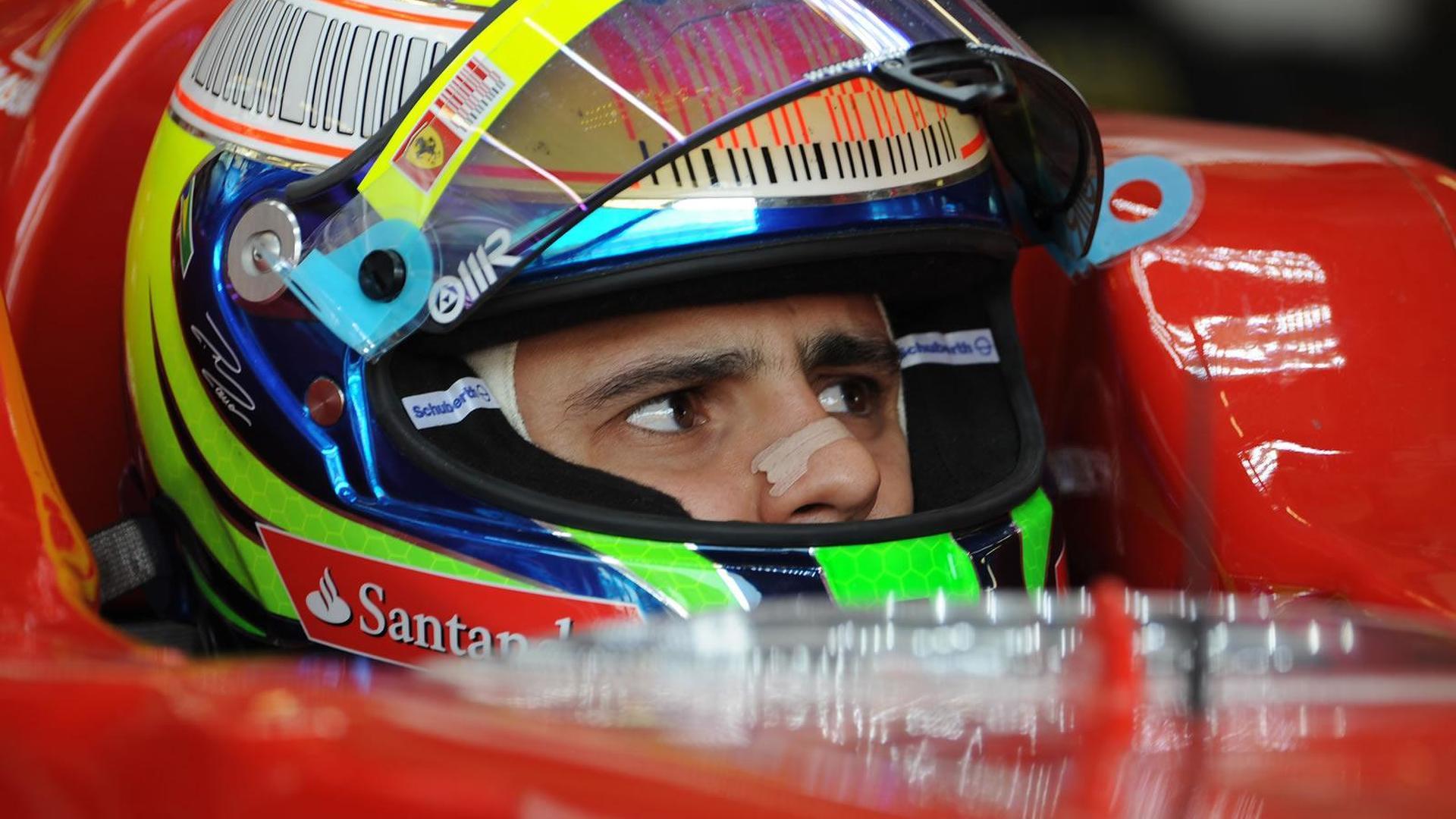 Ferrari announces new two-year contract for Massa