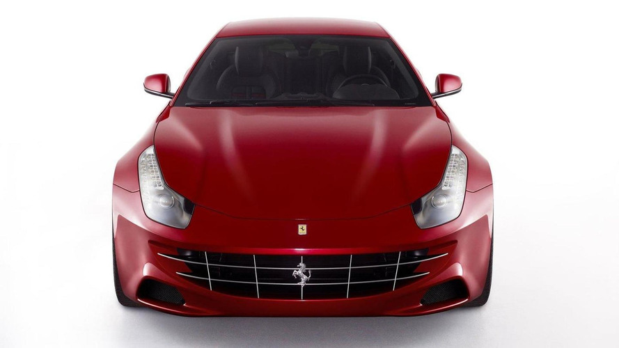 Ferrari Four (FF) concept revealed [video]
