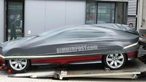 BMW Z Vision Concept spotted en route to Frankfurt