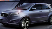 Ssangyong C200 Aero Concept Image Released
