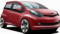 New Minicar to be Unveiled by Jianghuai Automobile in Shanghai