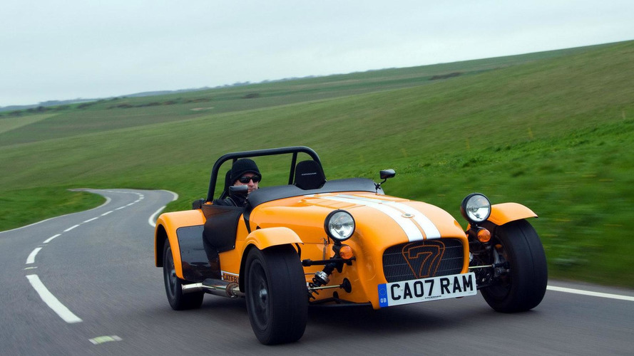 Caterham developing an entry-level Seven - report