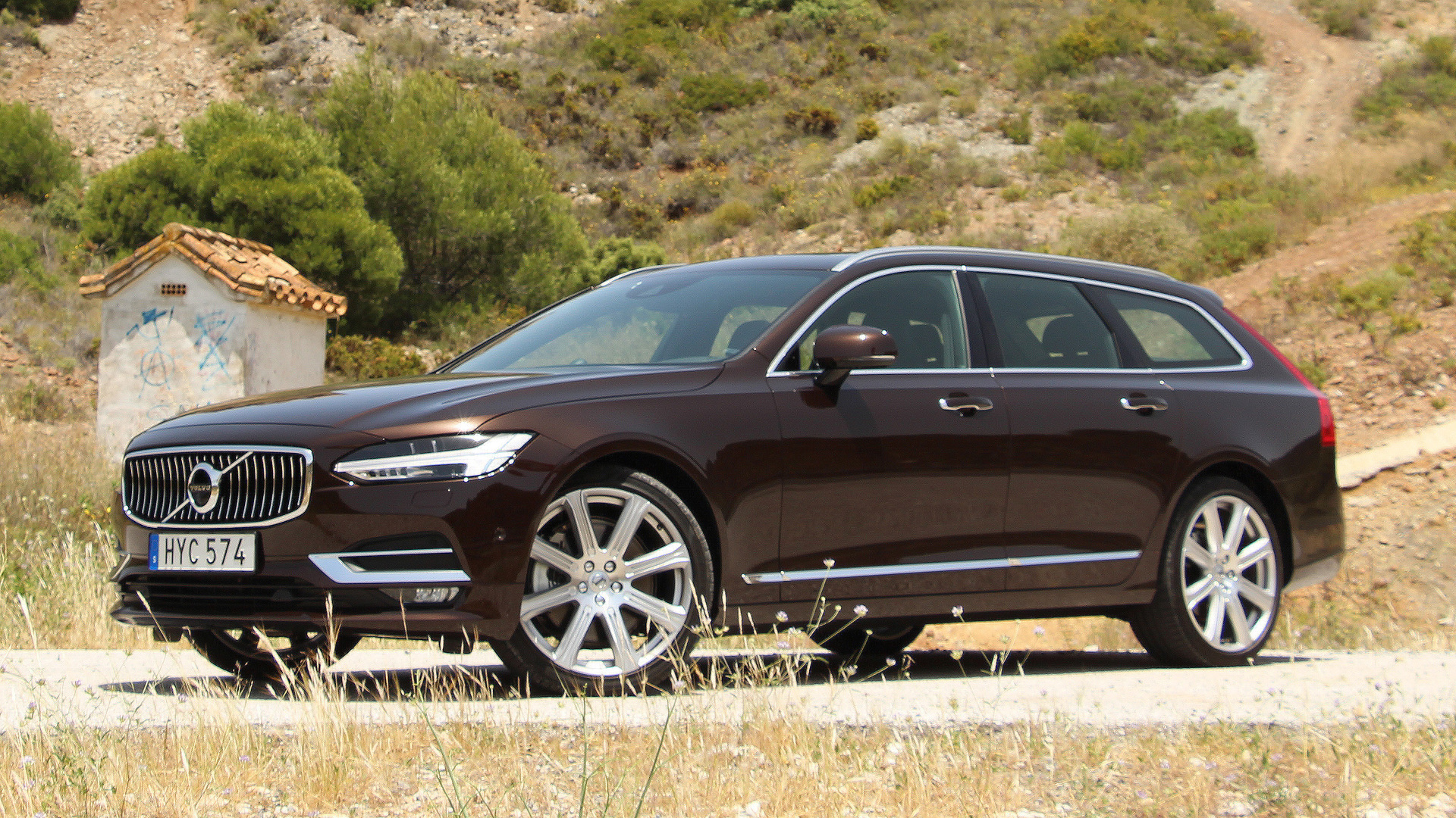 review 2017 volvo v90