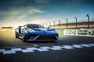 Ford GT Has 7,000 Interested Applicants; Only 500 Will Get One