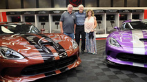 Texan couple extends Viper collection to a whopping 79 cars