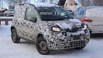 Photos espion - Pourquoi la Fiat Panda se promène-t-elle camouflée ?