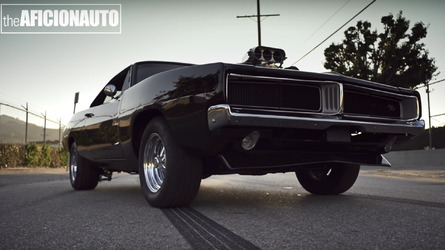 Marvel's new Hellcharger was inspired by Fast and Furious