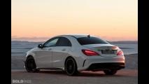 Mercedes-Benz CLA45 AMG