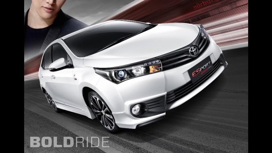 Toyota Corolla Nurburgring Edition