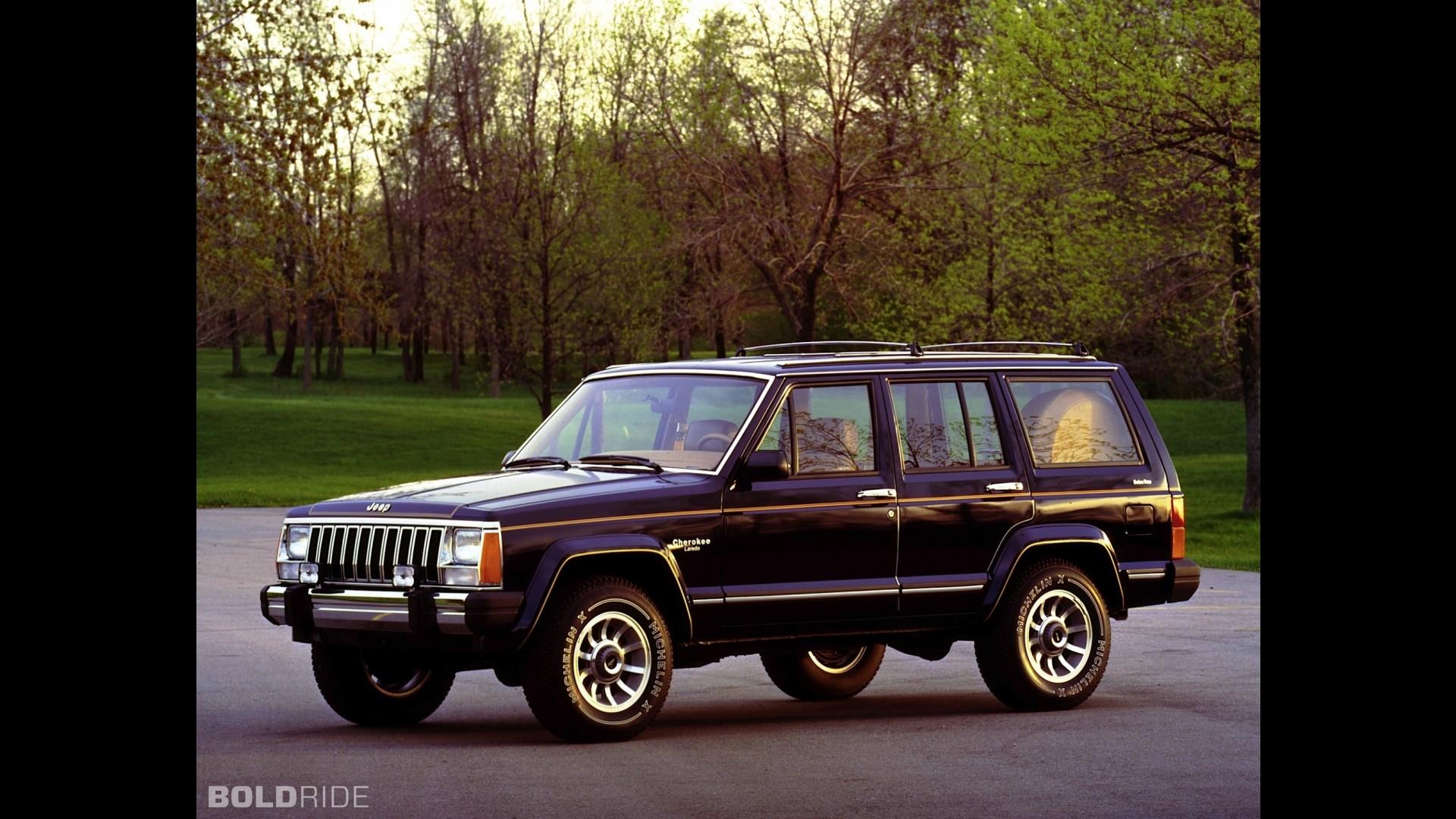 Jeep Cherokee XJ