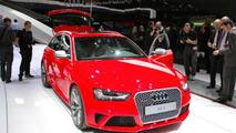 2012 Audi RS4 Avant live in Geneva, 600, 06.03.2012