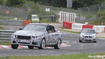 2012 BMW 3 Series GT spied on the 'ring' 14.07.2011