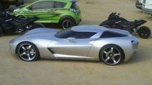 Mysterious Corvette Concept