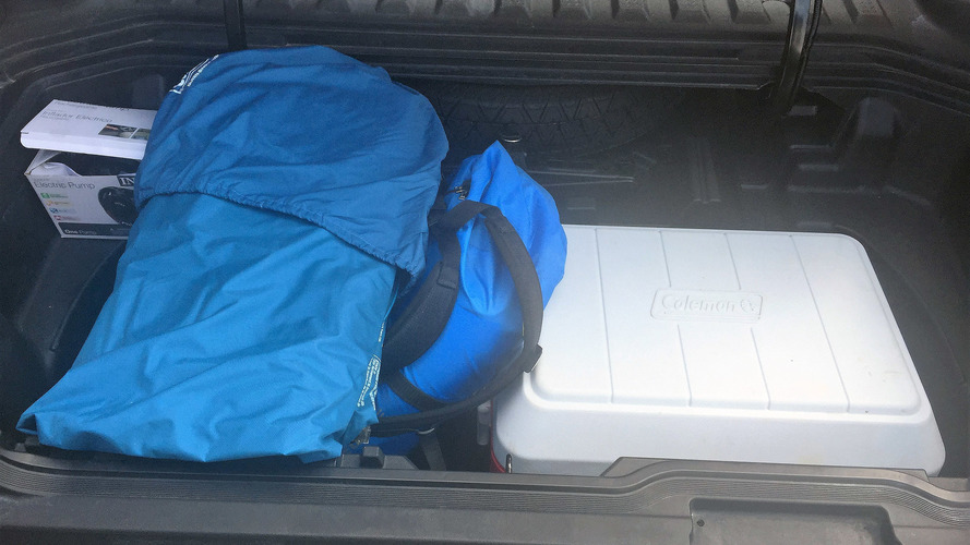 If you really need a tent to match your Ridgeline, get it. But before ...