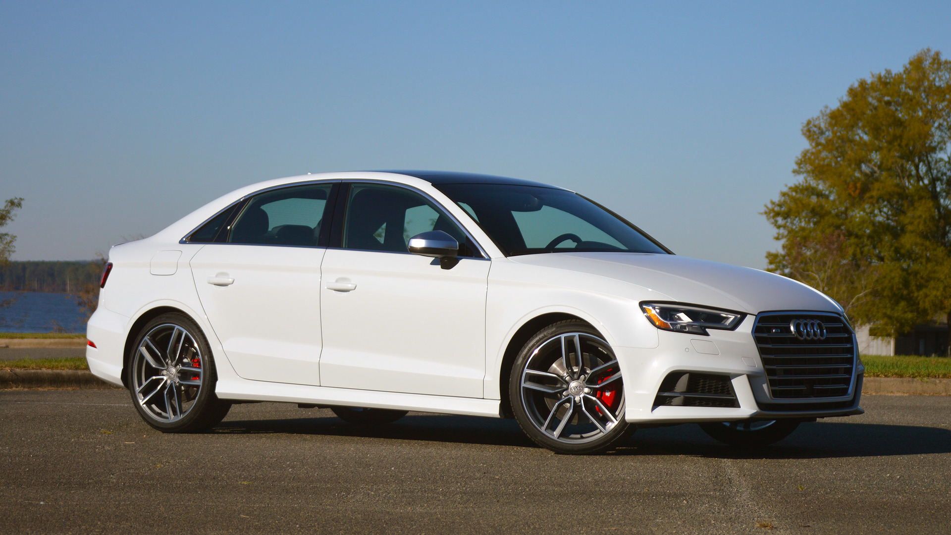 2017 Audi S3 First Drive Killer Tech Improves A Sound