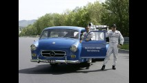 Mercedes-Benz Blue Wonder Transporter
