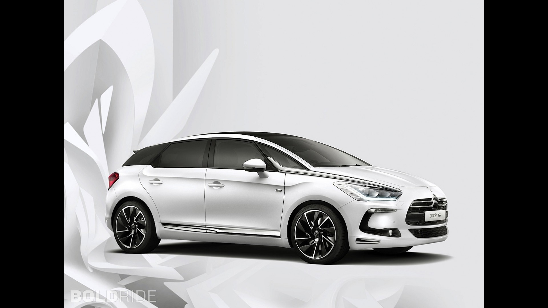 Citroen DS5 Limited Edition Pure Pearl