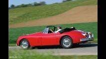 Jaguar XK150S Roadster