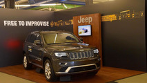 Jeep Grand Cherokee Montreux Jazz Festival Limited Edition unveiled
