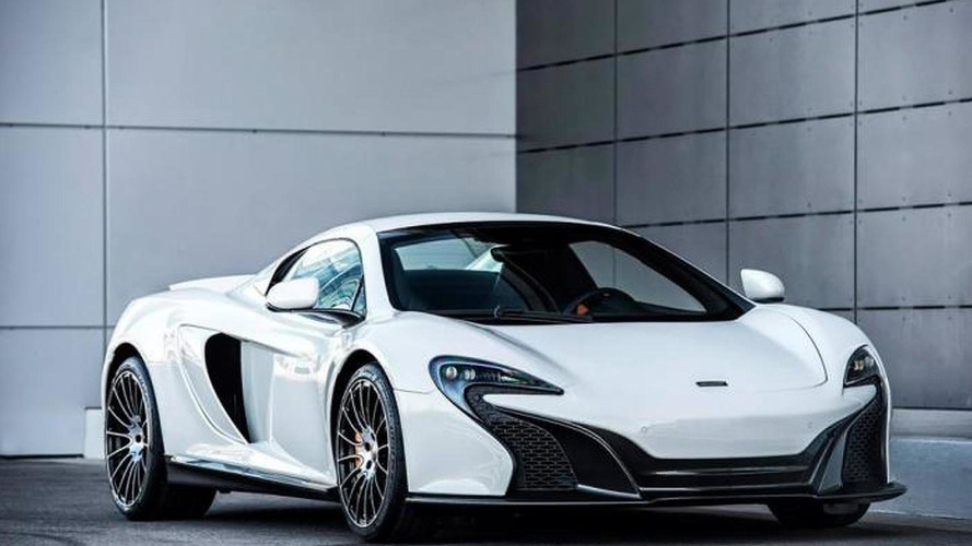 McLaren 650S Spider Nürburgring 24H Edition finally surfaces