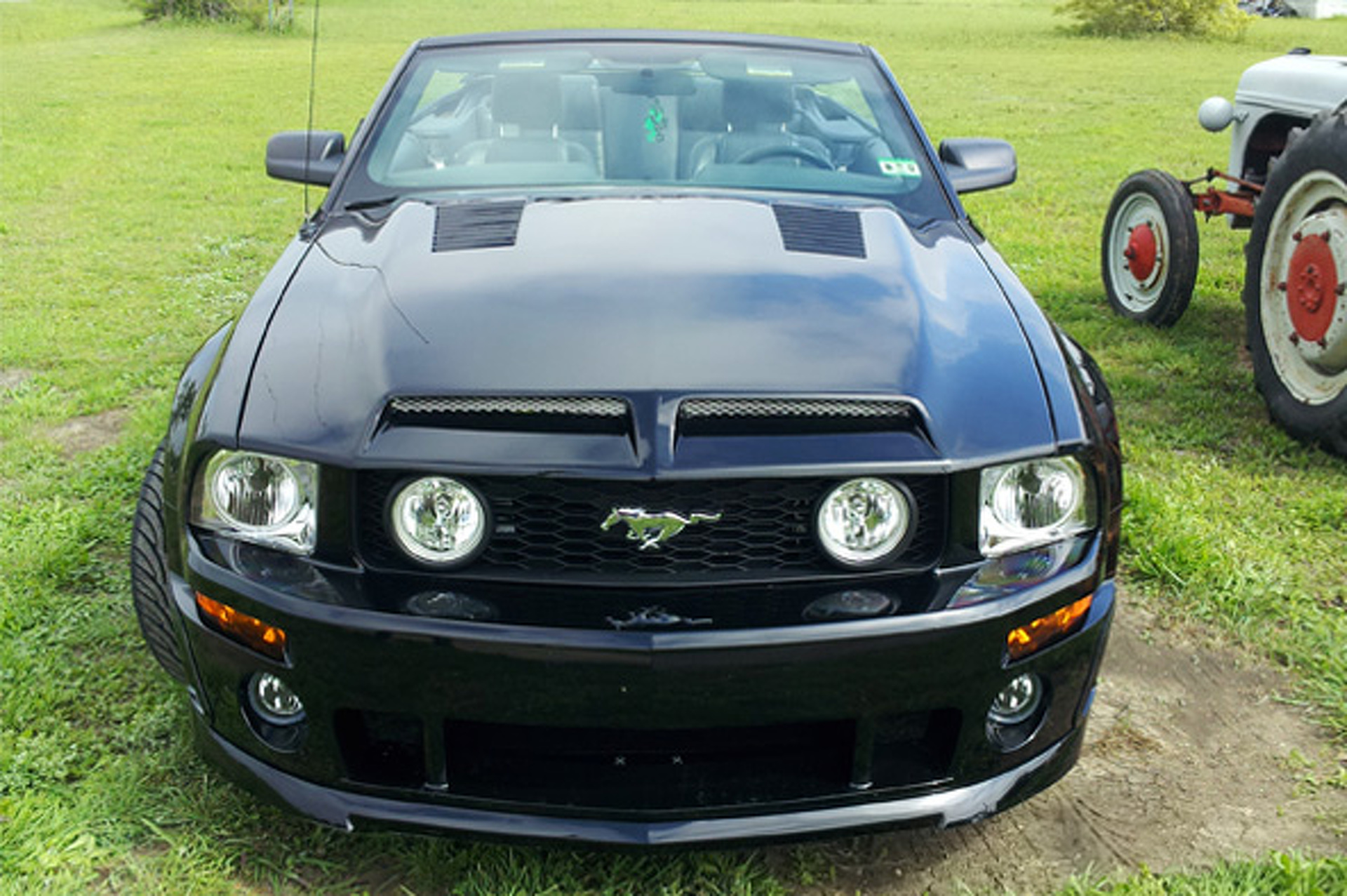 Your Ride: 2005 Ford Mustang GT Convertible