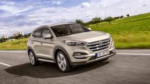 Hyundai Tucson 1.7 diesel