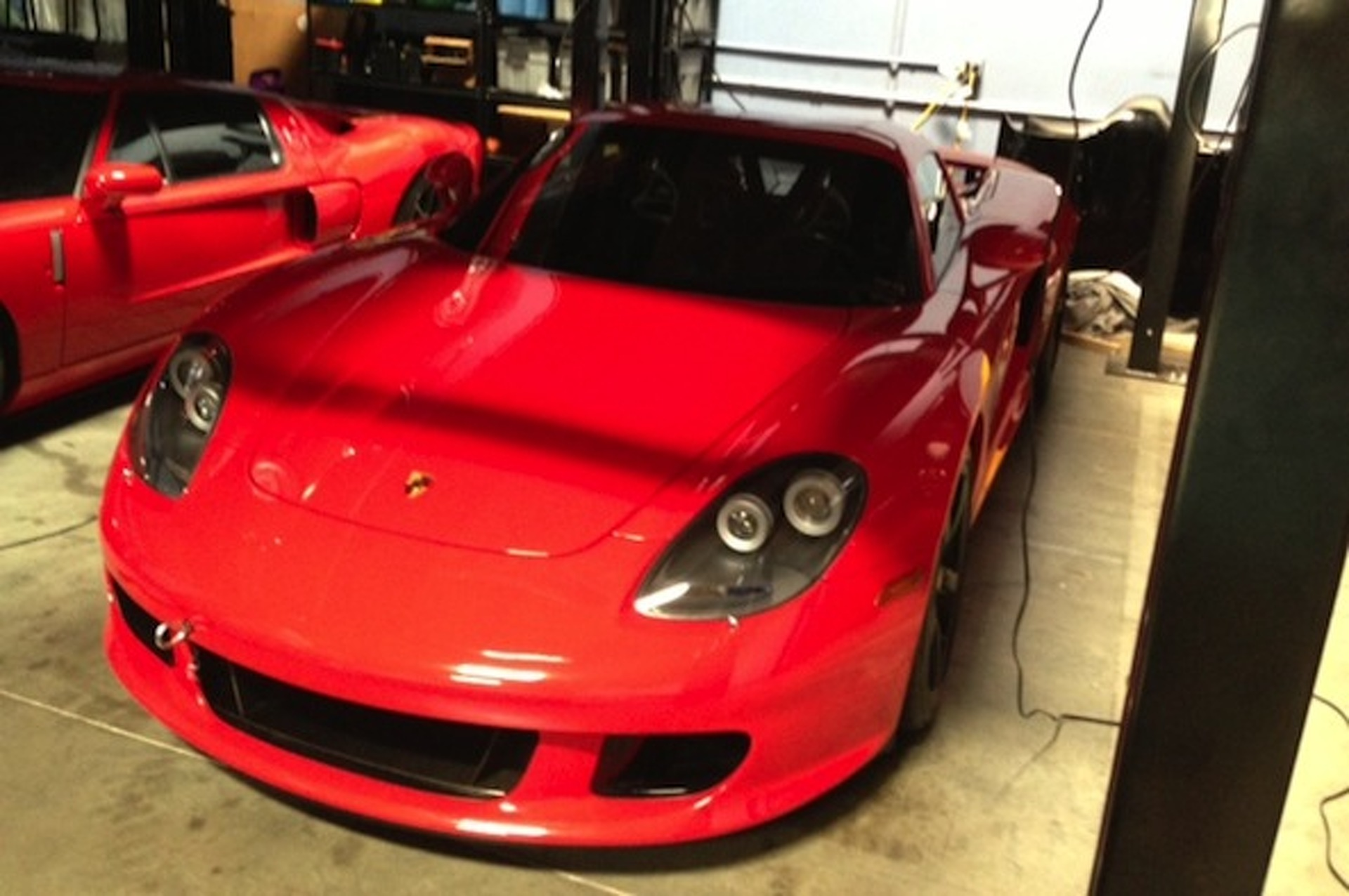 A Look Inside Paul Walker's Garage [Photos]
