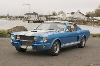 This '66 Shelby GT350 is Competition Ready