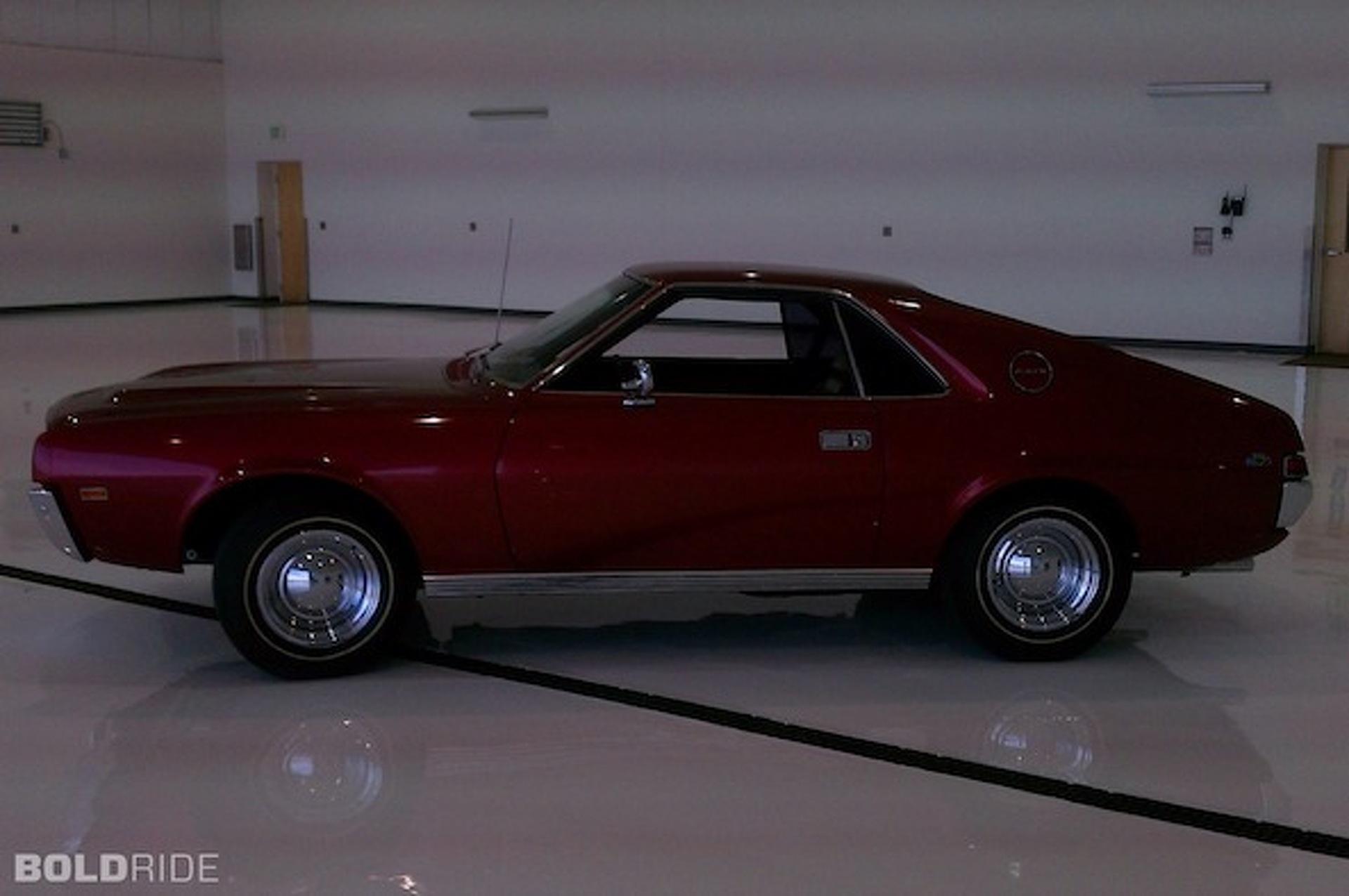 Your Ride: 1968 AMC AMX