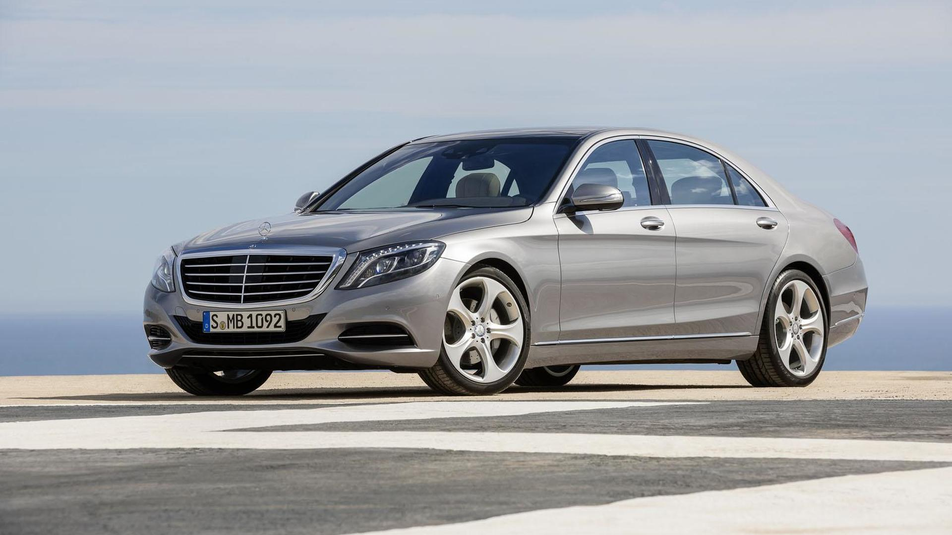 Mercedes-Benz S-Class Pullman arriving in May 2014 - report