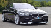Hartge tunes the BMW M5 to 642 HP