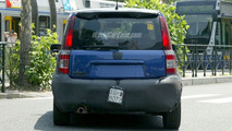 SPY PHOTOS: Fiat Panda Sport
