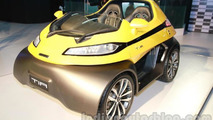 DC Design introduces petite two-seater Tia at Auto Expo, going into production