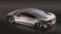 Honda NSX prototype to tackle the Goodwood hill climb