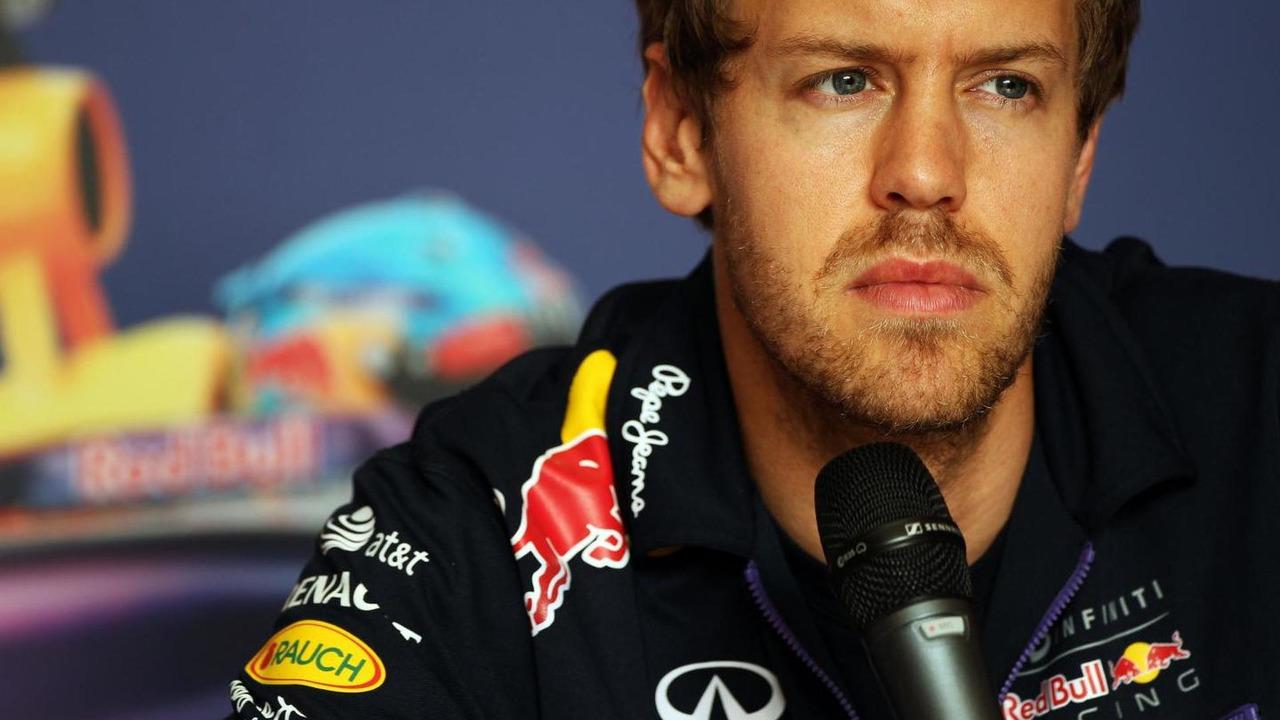 Sebastian Vettel (GER), 03.04.2014, Bahrain Grand Prix, Sakhir / XPB