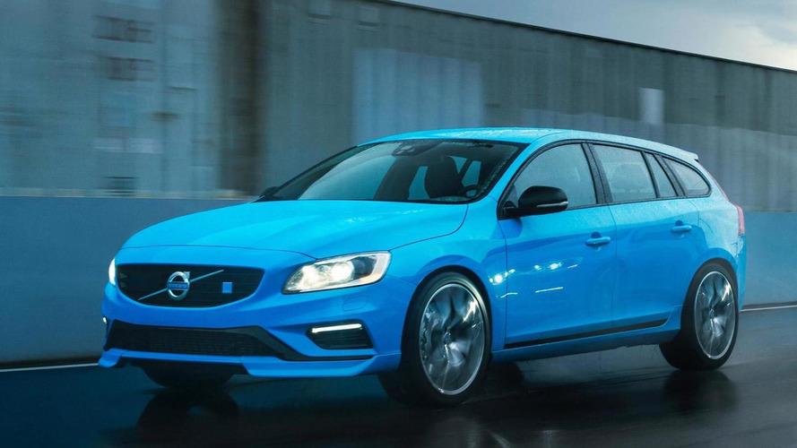 Polestar unveils hot Volvo V60 with 350 HP